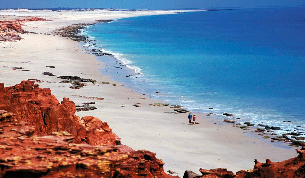 Cape Leveque, WA - where the ocean meets the outback