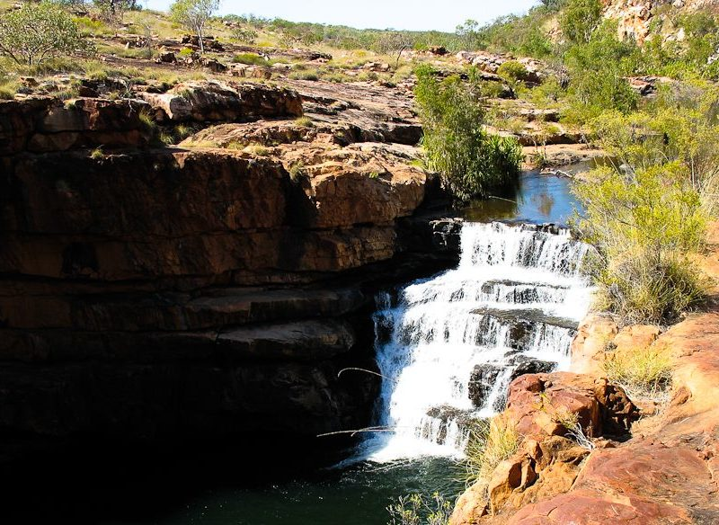 Bell Gorge: A worth-it detour on the Kimberley's Gibb River Road.