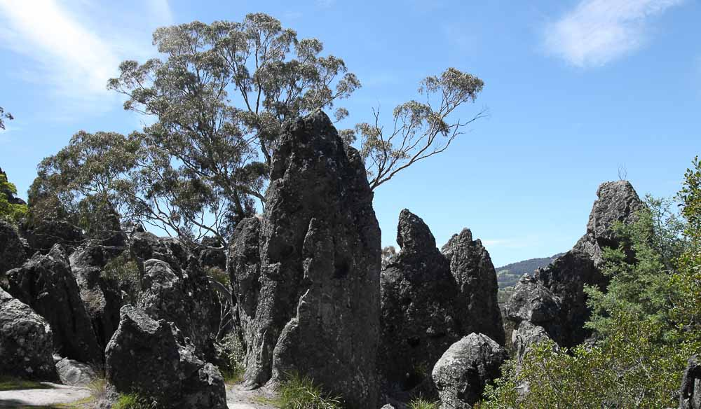 Hanging Rock, Macedon Ranges