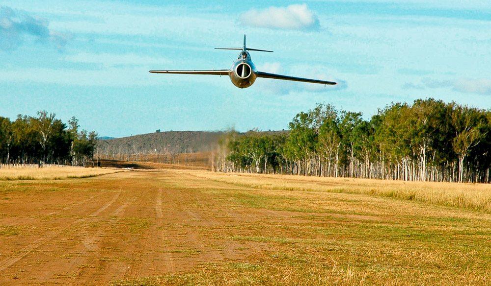 Mig Jet Adventures in Rockhampton