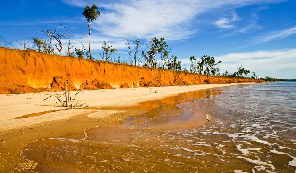 The most remote part of Australia, the Coburg Peninsula in Northern Territory