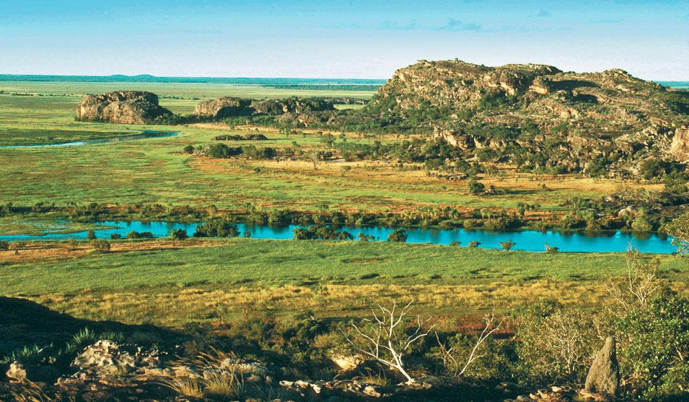 Hawk Dreaming Safari Camp in Kakadu National Park