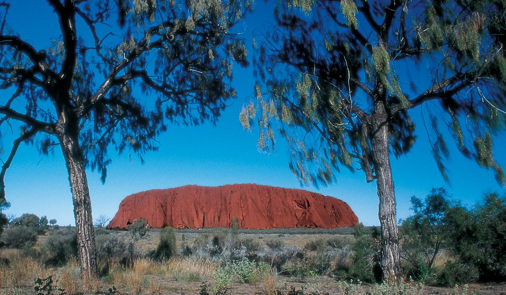 The mystery of Uluru untangled.