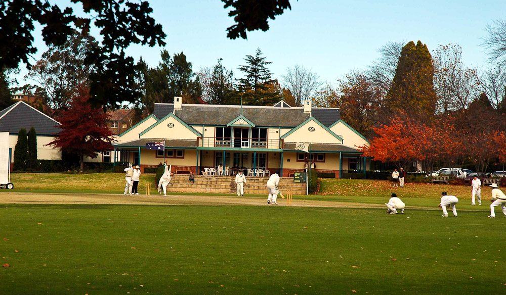 Bowral's Bradman Museum, in the NSW Southern Highlands, first stop on your Sydney to Canberra road trip.