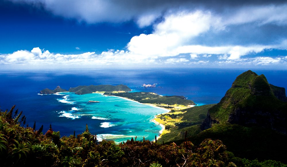 The ultimate laidback Australian Christmas: Lord Howe Island.
