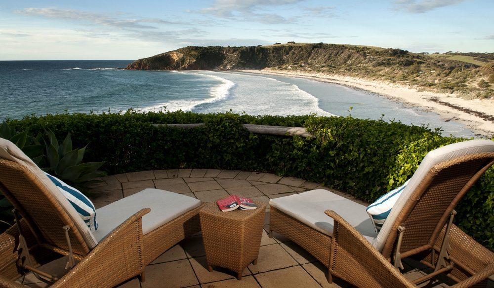 Roo view: LifeTime Private Retreats, Kangaroo Island