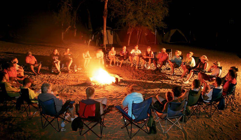 Kimberley's indigenous classroom: Wundargoodie Aboriginal safaris.
