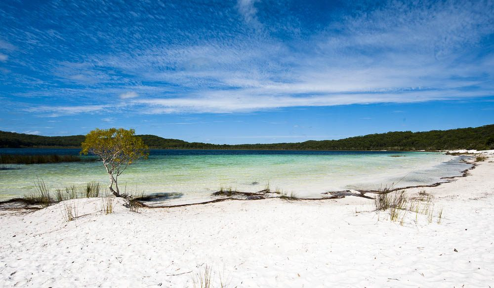 Always something to marvel at: Fraser Island