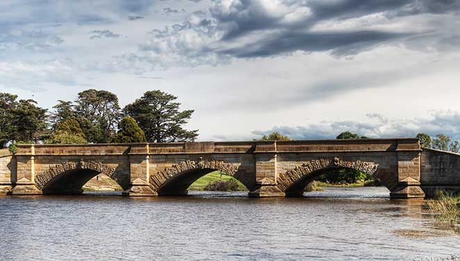 Ross Bridge Tasmania
