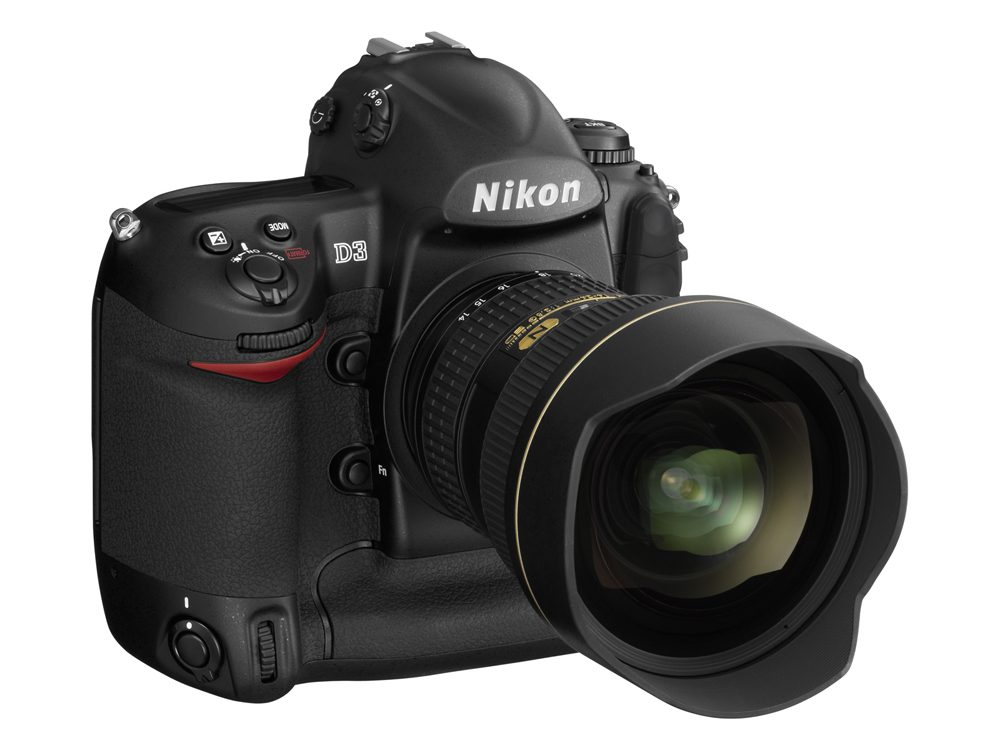 The Nikon D3