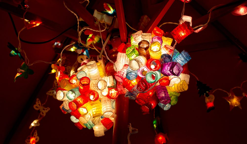 Colourful, cultural: The Chinese Moon Festival at Sydney's Darling Harbour.