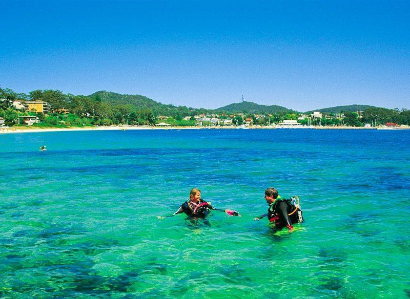 Nelson Bay NSW