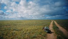 The Nullarbor, travellers come in search of a little solitude and a lot of space