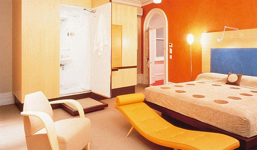 Medusa Hotel Sydney Room Interior