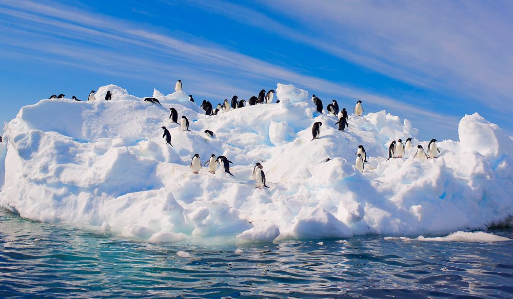 Ken Duncan's photographic journey to Antarctica