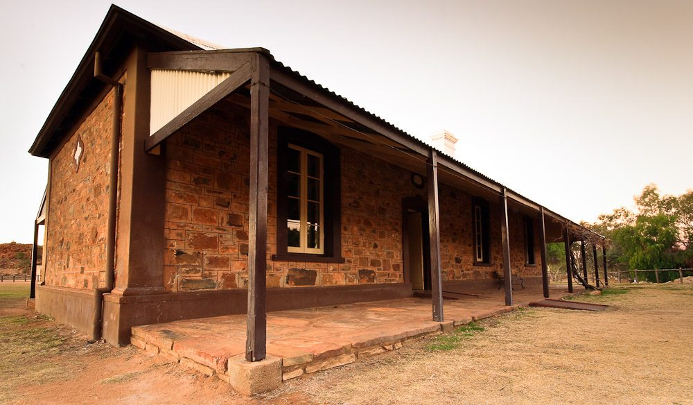 Alice Springs Telegraph Station, Northern Territory