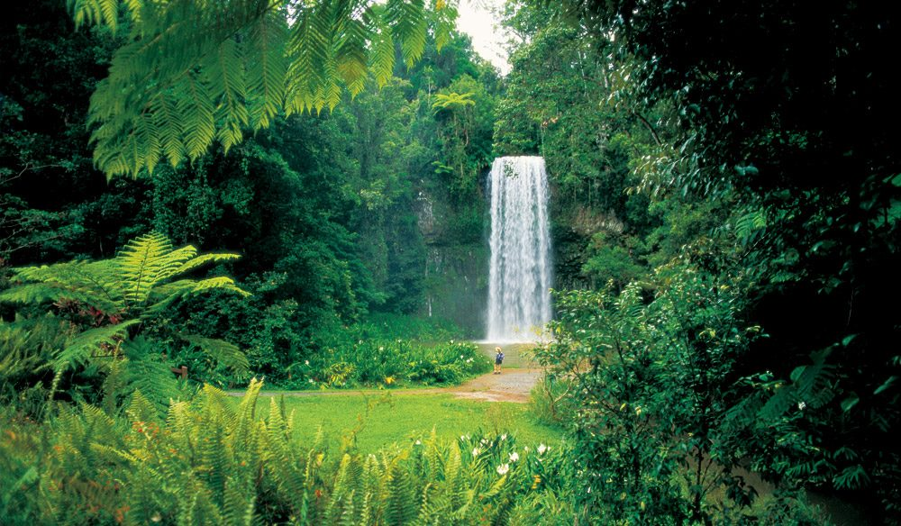 Atherton Falls.