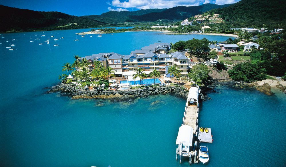 Airlie Beach is a glimpse of the Great Barrier Reef. Image by Tourism QLD.