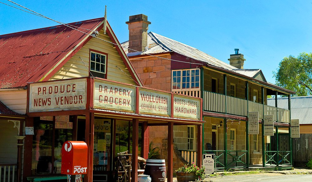 Wollombi General Store. Image by Ken Martin