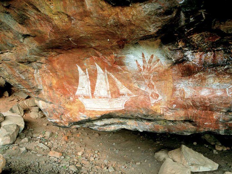 Ubirr Aboriginal sacred site