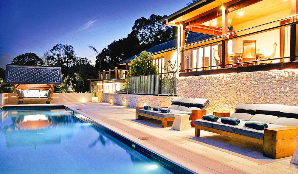 Emerald Valley Villa Holiday House Australian Traveller