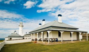 Greencape Lighthouse cottages