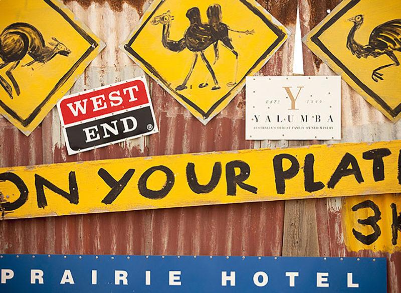 Prairie Hotel, South Australia.