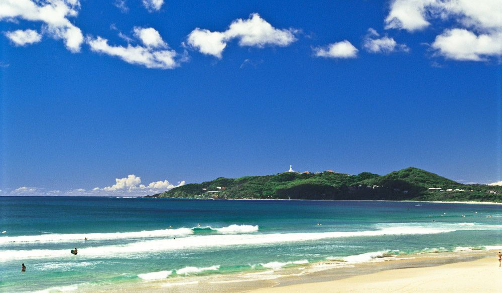 Byron Bay. Our ultimate destination