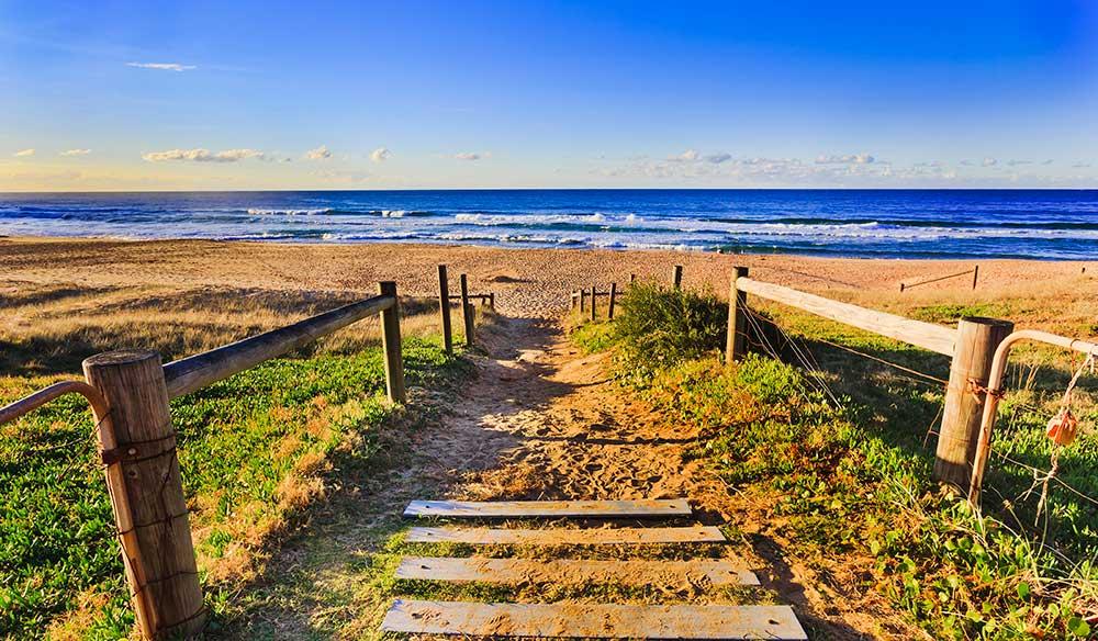 Garie Beach, NSW