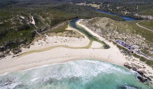 River Mouth, Margaret River, Western Australia