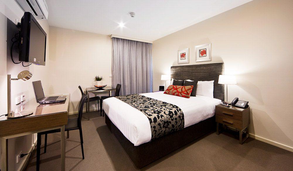 Romm Interior - Aria Hotel Canberra