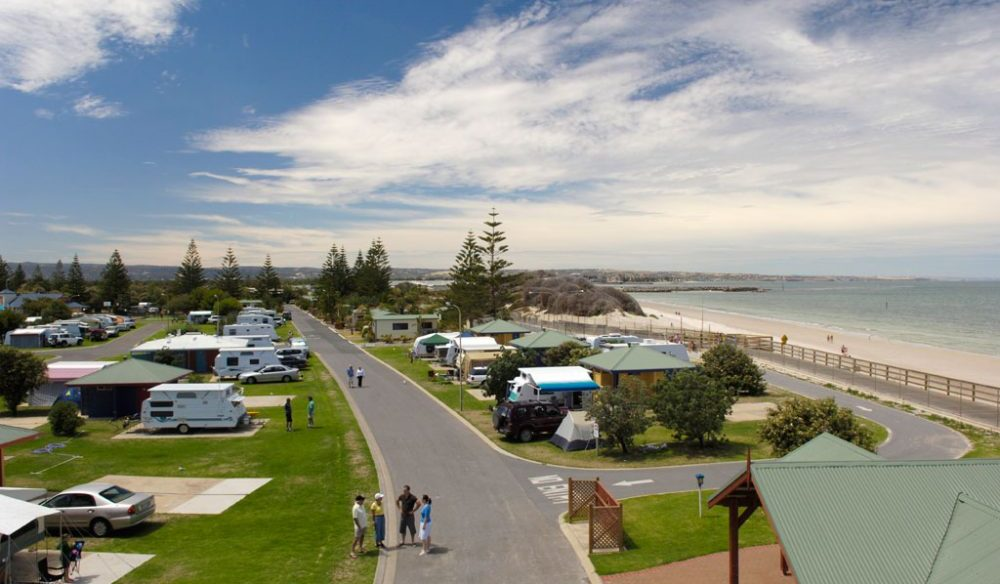 Big4 Adelaide Shores Caravan Park - Affordable Beach Breaks