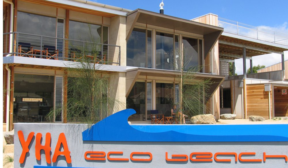 Eco Beach YHA - Affordable Beach Breaks