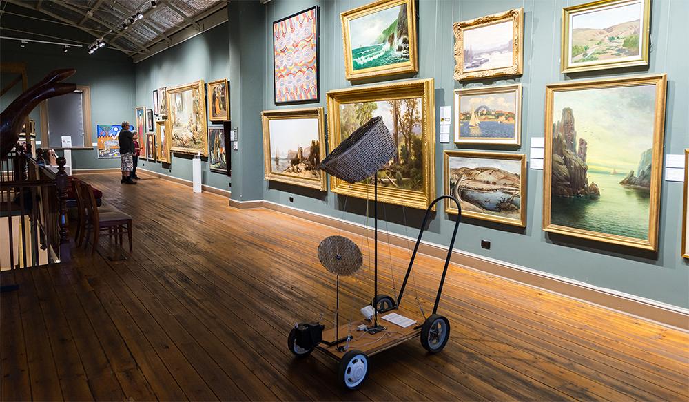 The Broken Hill regional gallery