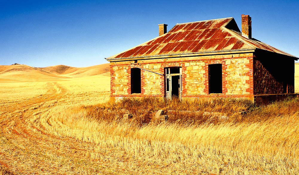 100 Best Views In Australia 2 Burra Homestead