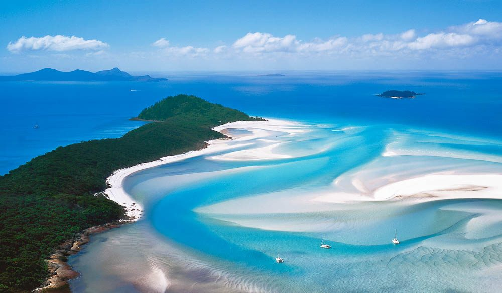 100 Best Views In Australia 4 Hill Inlet  Australian Traveller