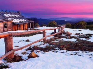 Craigs Hut Mt Sterling VIC