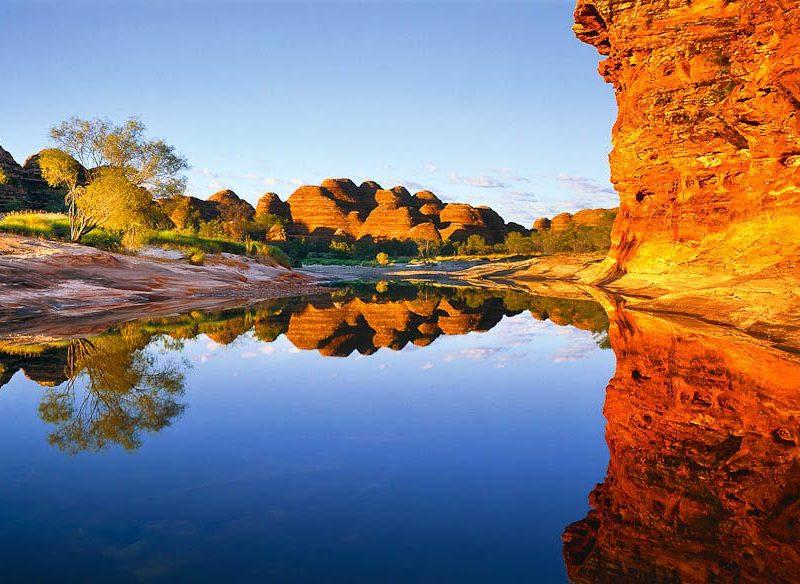Piccaninny Creek Purnululu National park
