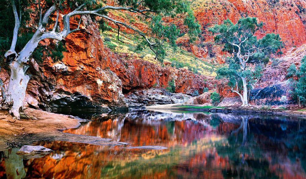 015. Ormiston Gorge NT -  Image By Ken Duncan