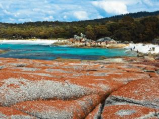 029. Bay of Fires Conservation Area