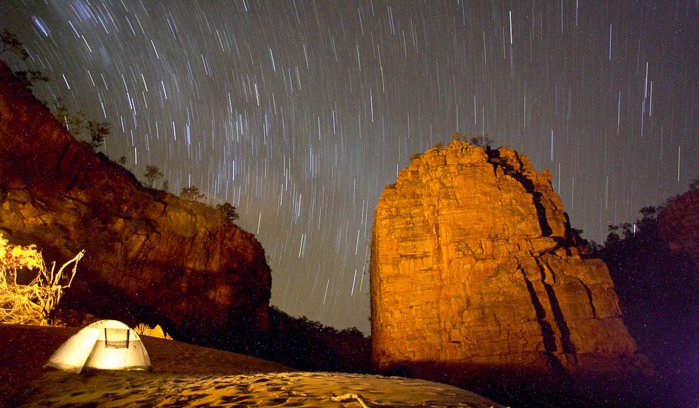 how to see the milky way in australia