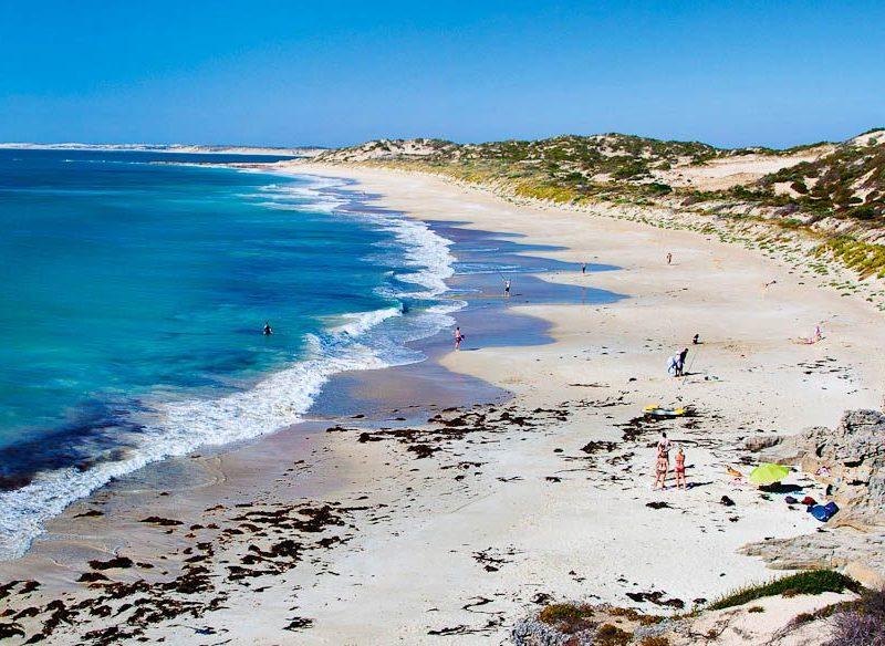Gym Beach, Formby Bay, SA