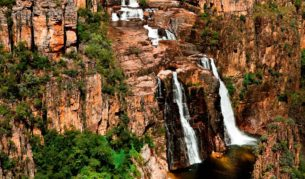 091 Twin Falls Kakadu National Park, NT