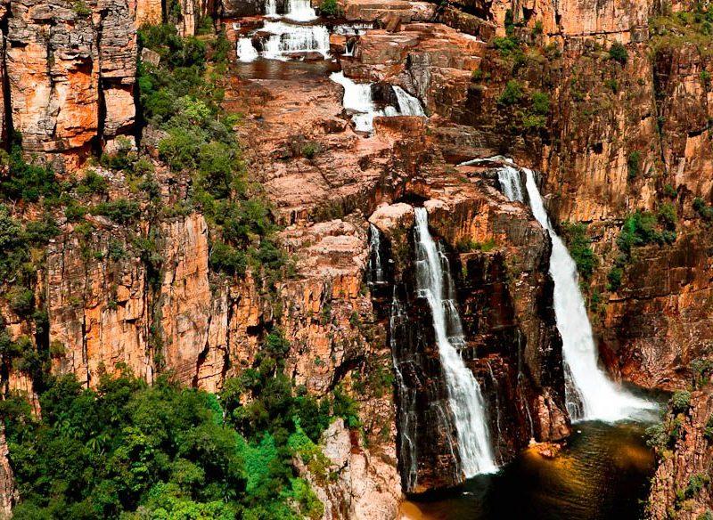 091 Twin Falls Kakadu National Park, NT