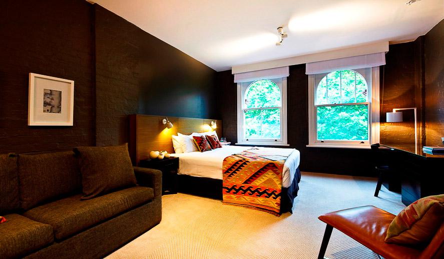 Heritage Deluxe Room, Harbour Rocks Hotel Sydney