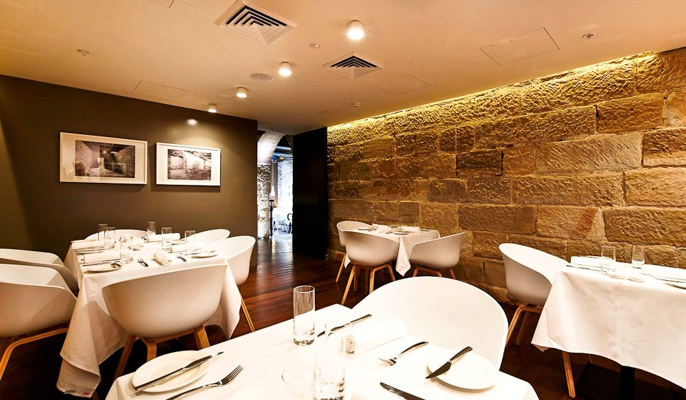 Private Dining Room Scarlett Restaurant Harbour Rocks Hotel