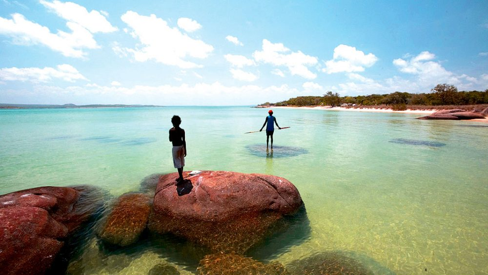 Arnhem Land. Image courtesy Tourism NT.