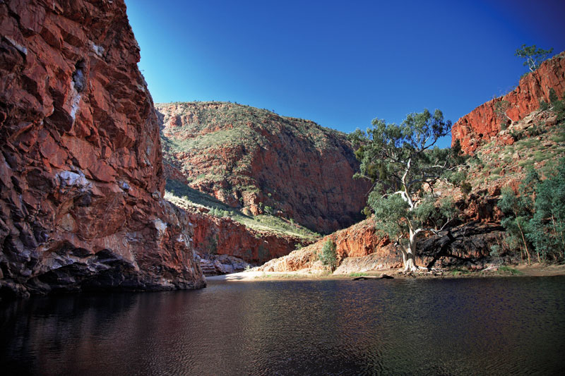 Ormiston Gorge, NT