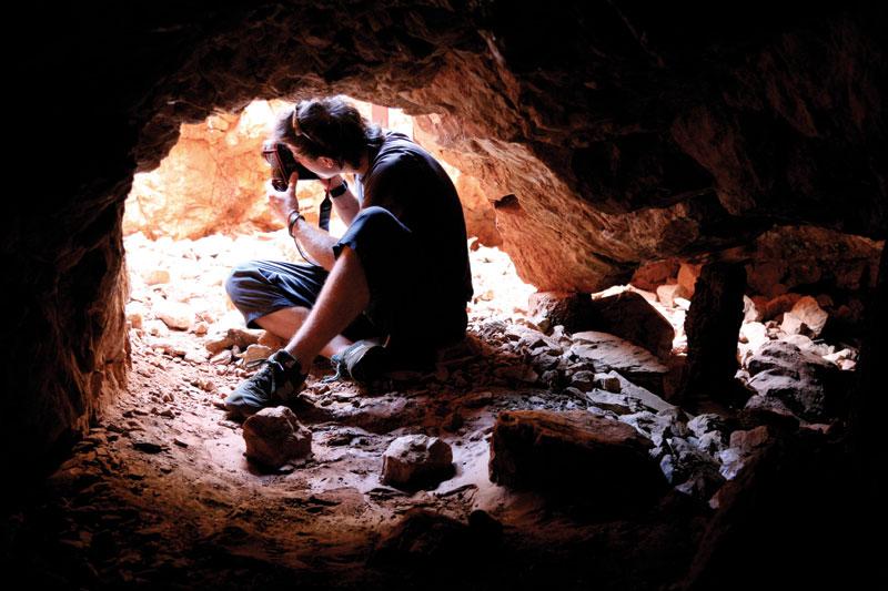 Arltunga Gold Mines