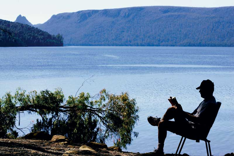 Cradle Mountain/Lake St Clair National Park is home to some of the most outstanding campsites in the country � if not the world.